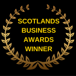 Signature won at Scotland's Business Award 2019