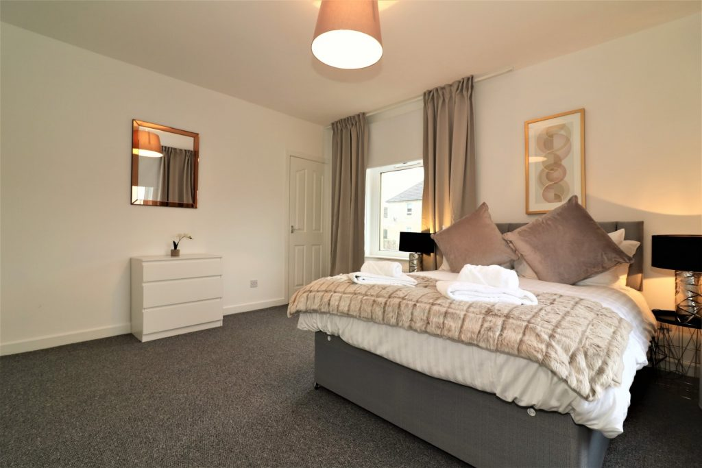Burnfoot House Master Bedroom